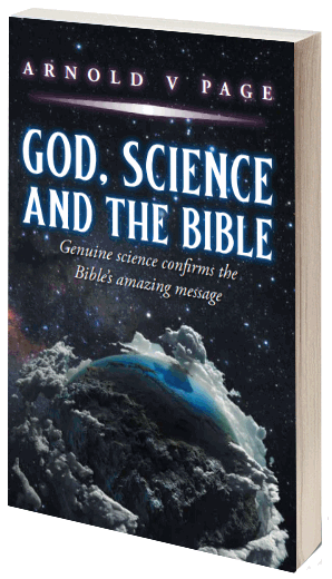Cover of God, Science and the Bible